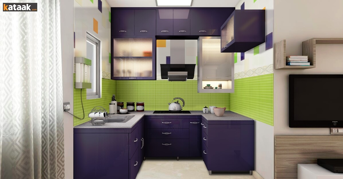 Modular Kitchen Ideas for Indian homes