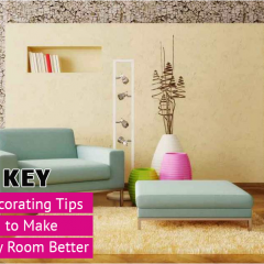 5 Quick Tips to Make Any Room of your House Look Glam