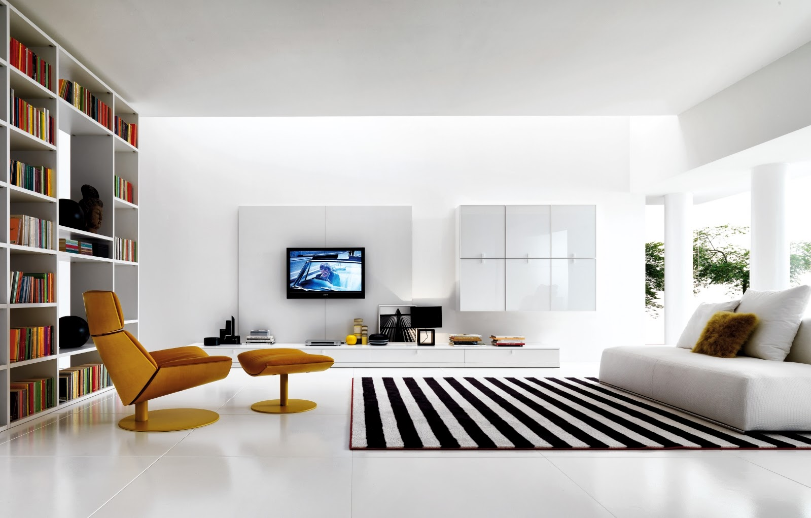 Characteristics of Contemporary Home Interior Design - Kataak
