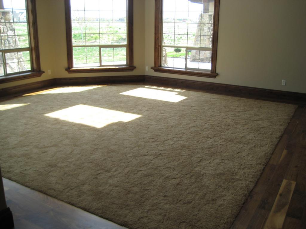 How to identify a good carpet from the lot - Maximizing design of living room by determining its needs ...