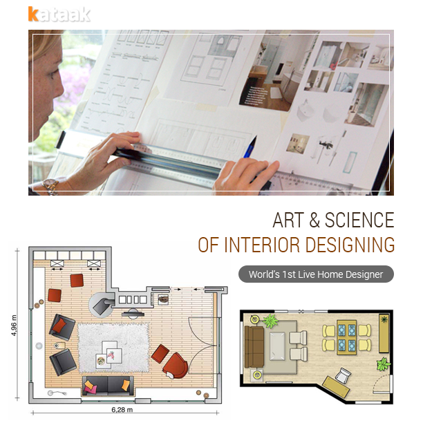 Art & Science of Interior Designing