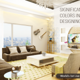 What Is The Importance Of Colors In Interior Designing & What Does A Color Signify?
