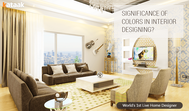 Significance of Colors in Interior Designing